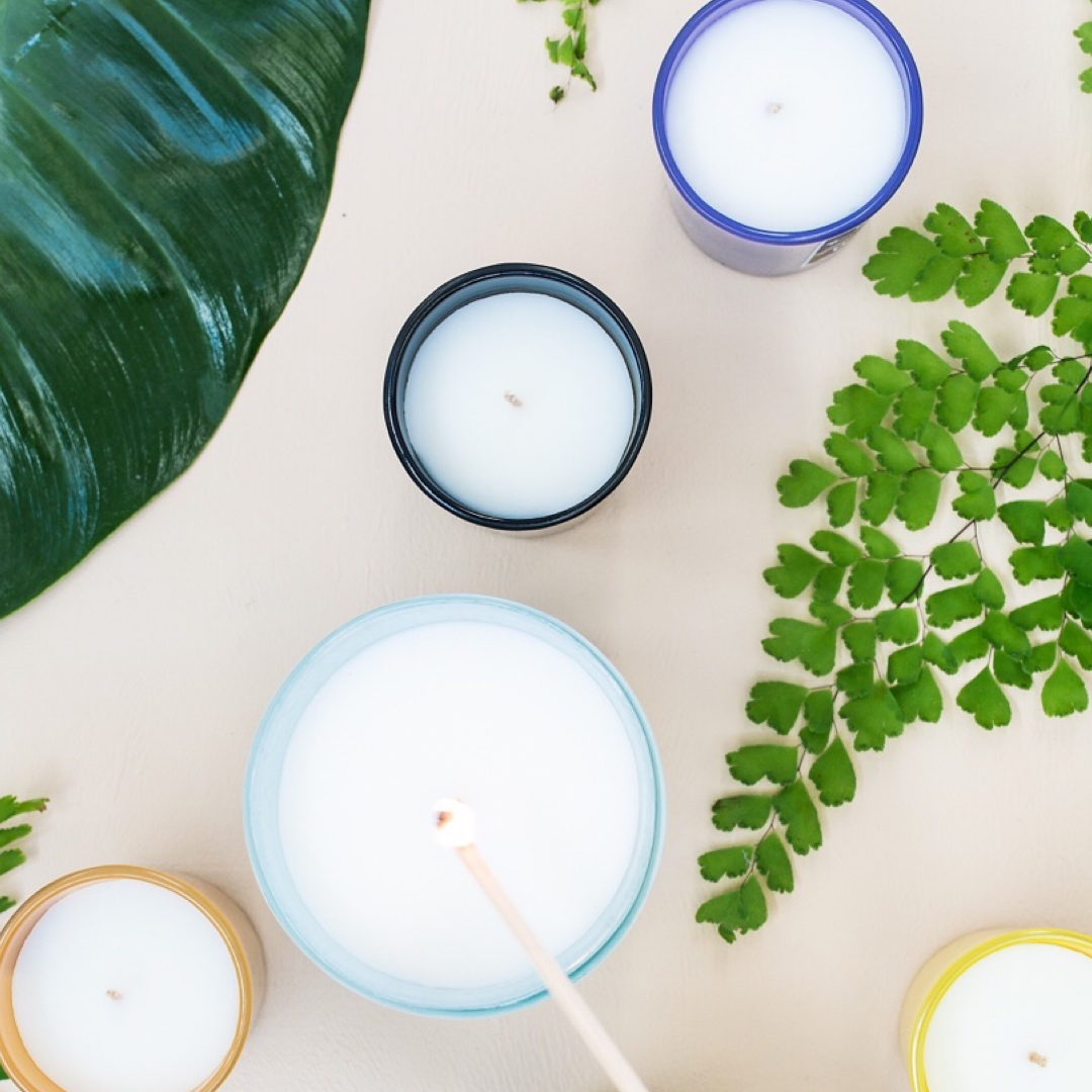 Design Your Own Natural Candles Workshop - Oct. 29