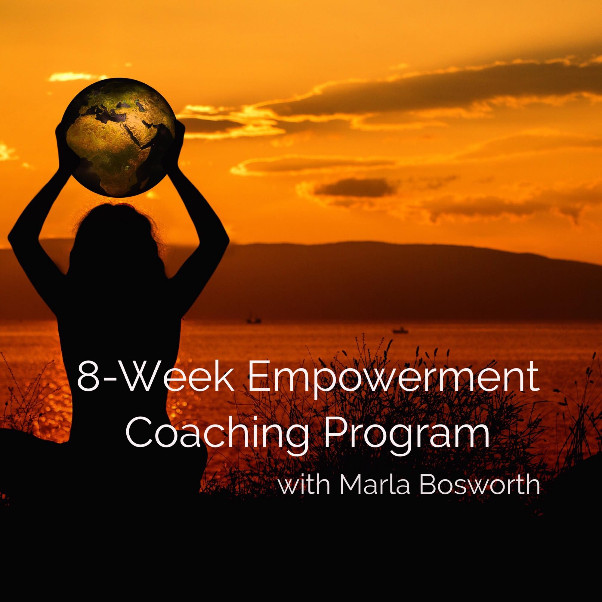 8-Week Empowerment Coaching Session