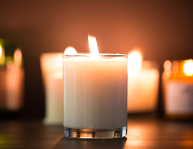 Virtual Masterclass: Design Your Own Natural Wax Candles-Jan. 31
