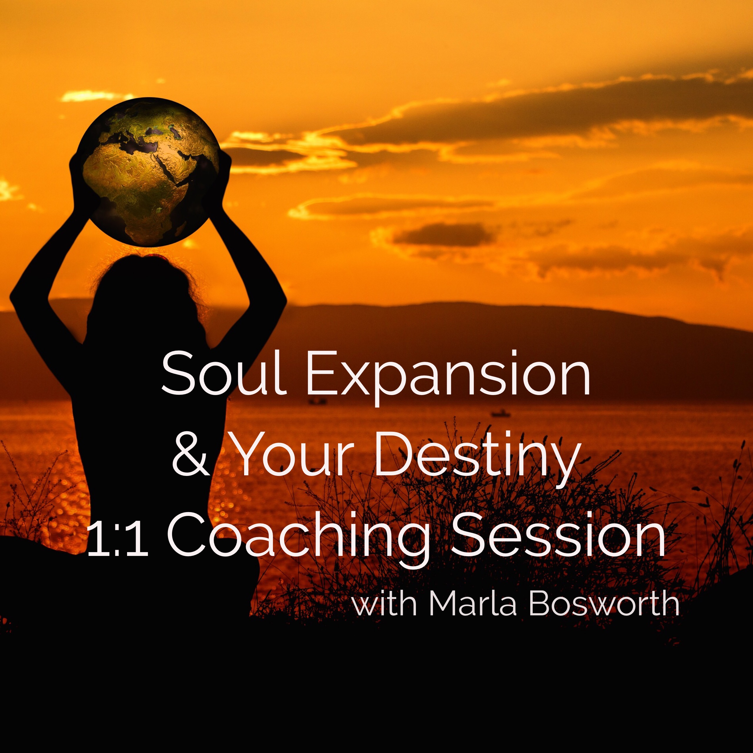 Private 1:1 Soul Expansion & Your Destiny - Anytime